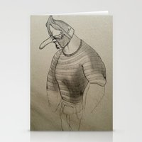 Goon made in china Stationery Cards