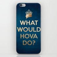 What Would Hova Do? - Ja… iPhone & iPod Skin