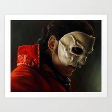The Phantom of the Opera Art Print