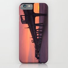 Sunrise at Deal Pier iPhone 6 Slim Case