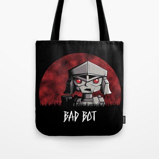 Bad Bot Tote Bag