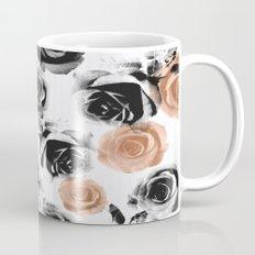 pixel rose Mug
