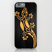 iPhone & iPod Case featuring Salamandra by Msimioni