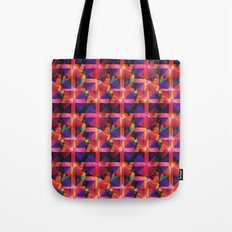 Abstract blocks pattern 2 Tote Bag