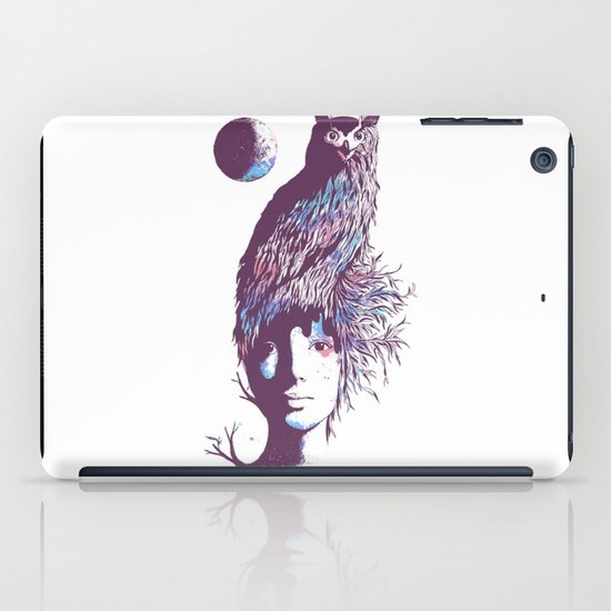 Night Watcher iPad Case