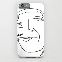 obama iPhone & iPod Cases featuring obama by DEAD FROM THE NECK UP
