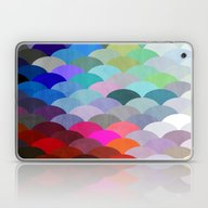 Laptop & iPad Skin featuring Scales by Steven Womack