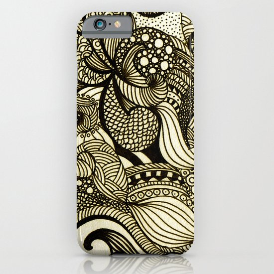 the vomit iPhone & iPod Case