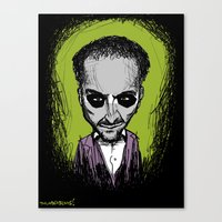 Derren Brown Will Steal … Canvas Print