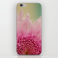 Pink Bursts, Floral Macr… iPhone & iPod Skin