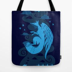 The Flying Fox's First Flight Tote Bag