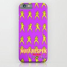 Nuff Respek 1 iPhone 6 Slim Case