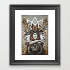 Kwanita Framed Art Print
