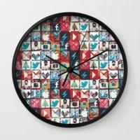 Corrupted pixel loop Wall Clock