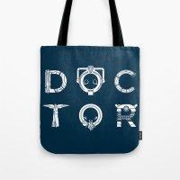 DOCTOR - Clean Tee Print… Tote Bag