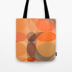 Faded Lights Tote Bag