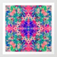 Tahiti Art Print