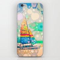 Siesta Key, FL - Sailing iPhone & iPod Skin