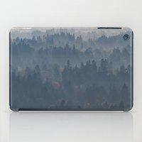 Hazy Layers iPad Case