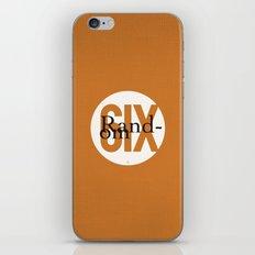 Rand-om iPhone & iPod Skin