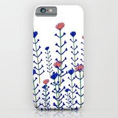 Flowers - floral - flowers - pattern  iPhone 6 Slim Case