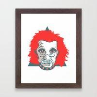 GOTHSTEIN Framed Art Print