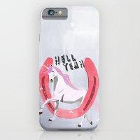 A Unicorn, Hell Yeah! iPhone 6 Slim Case