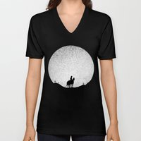 The Rising Sunset Unisex V-Neck