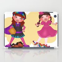 Pretend Play iPad Case