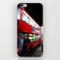 Double Decker iPhone & iPod Skin