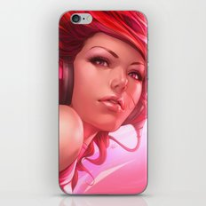 Pepper Freedom iPhone & iPod Skin