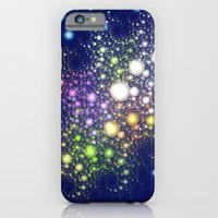 iPhone & iPod Case featuring Space Pearls by Wendy Townrow