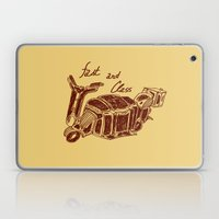 Fast And Class Laptop & iPad Skin