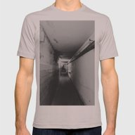 Stasi Imprisonment   Mens Fitted Tee Cinder SMALL