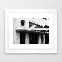 Derelique Art Deco Framed Art Print