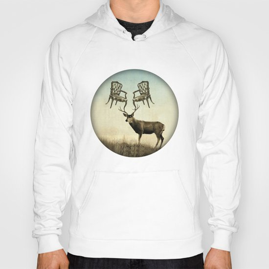 louis xv stag chairs Hoody