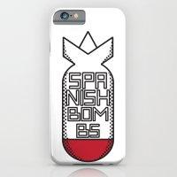 SPANISH BOMBS!  iPhone 6 Slim Case