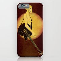 iPhone & iPod Case featuring Skull Of Rock by f_e_l_i_x_x