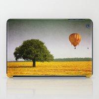 October Trip iPad Case