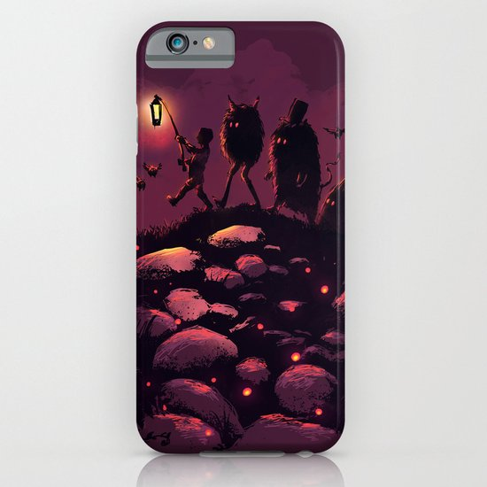 No Friends Left Behind iPhone & iPod Case