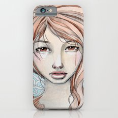 art nouveau iPhone 6 Slim Case