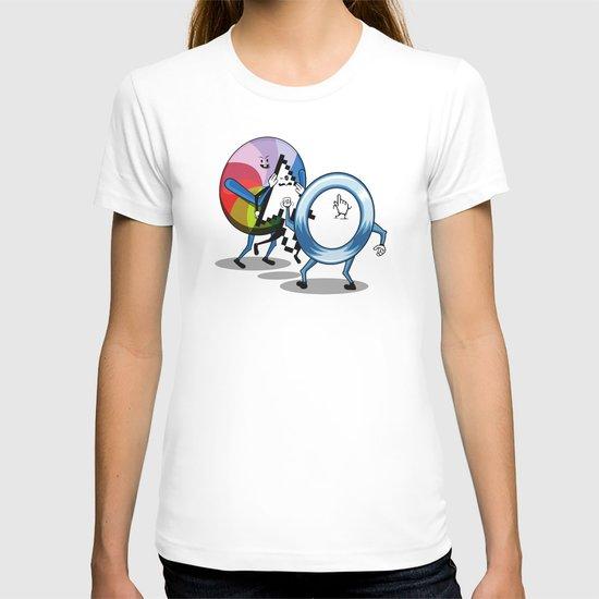 System bullies T-shirt