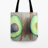 make me some guac Tote Bag