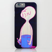 iPhone & iPod Case featuring Untitled #1 - When I was young by i am gao