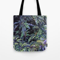 leaves evolved 4 Tote Bag