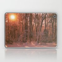 Sunrise in Winter Laptop & iPad Skin