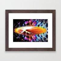 Star Soul Framed Art Print