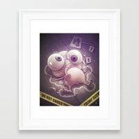 Free Sug(A)r! Framed Art Print