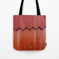 Norwegian Wood Tote Bag