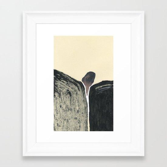 proboscis  Framed Art Print